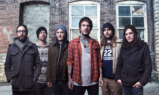 Chiodos To Release New Album 'Devil' On April 1st 2014