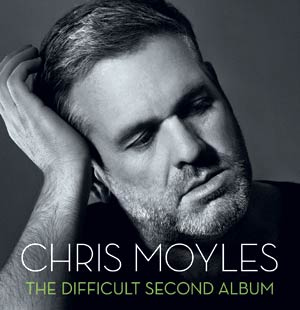 Chris Moyles Announces 'The Difficult Second Album' Release Date: 5th November 2012