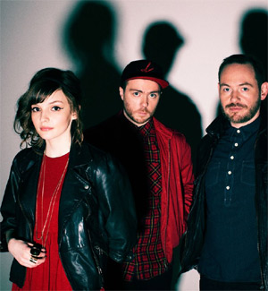 Chvrches Release New Single 'The Mother We Share' Out 16 September 2013