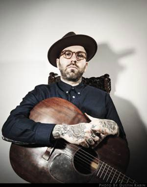 City And Colour Announces Huge 2014 UK Euro Tour