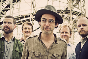 Clap Your Hands Say Yeah Touring With Edward Sharpe & The Magnetic Zeros