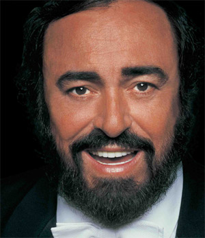 Classic Brit Awards 2013 With Mastercard: Luciano Pavarotti Honoured With A Posthumous Lifetime Achievement Award