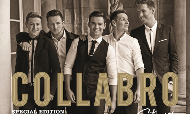 Collabro Releases 'Stars' The Special Edition Album Released 8th December 2014