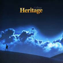 College 'Heritage' The New Album Released September 16th 2013