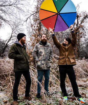 Colourmusic Announce New Album 'May You Marry Rich' Released 24th March 2014