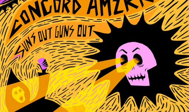 Concord America Stream New Ep 'Suns Out Guns Out' [Listen]