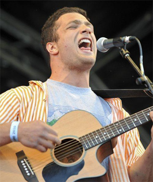 Cosmo Jarvis Announces 2013 UK February Tour