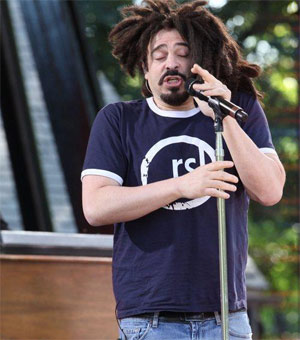 Counting Crows Have Announced Their First UK Tour In Over 4 Years In April 2013