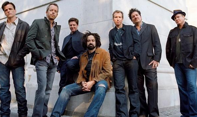Counting Crows To Release New Album 'Somewhere Under Wonderland' In The UK September 15th 2014