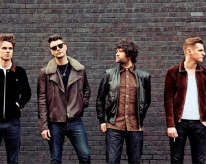 The Courteeners Announce UK Tour For February And March 2013
