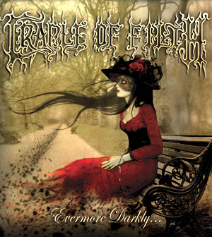 Cradle Of Filth New Single 'Lilith Immaculate' Released October 3rd 2011