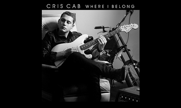 Cris Cab Set To Release Debut Album 'Where I Belong' September 2nd 2014