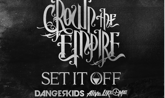Crown The Empire Announce UK And European Early 2015 Tour