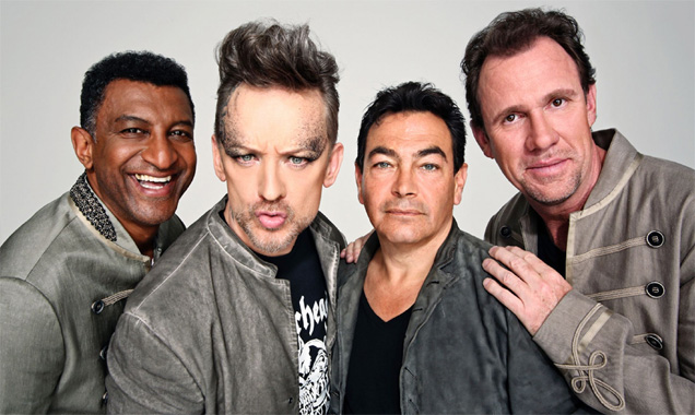 Culture Club Announces New Single 'More Than Silence' Out November 4th 2014 Plus New Album 'Tribes' Due Early 2015
