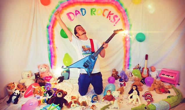 Dad Rocks! Announces Spring Eu 2014 Tour