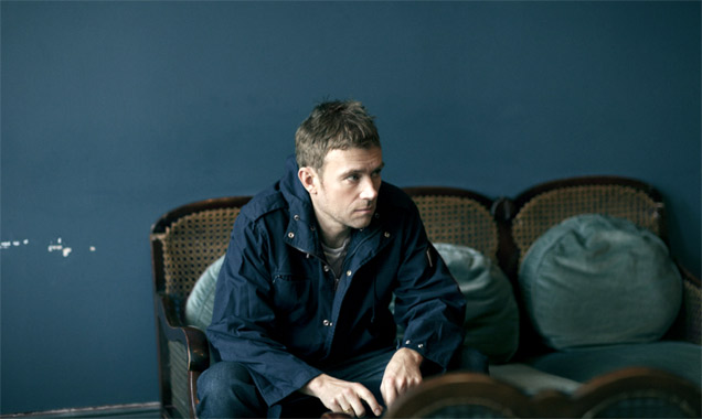 Damon Albarn Announces New Spring 2014 London Live Dates