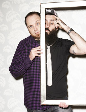 Dan Le Sac Vs Scroobius Pip October And November 2010 UK Tour Details