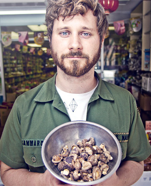 Dan Mangan Announces New Single 'Rows Of Houses' Released On March 19th 2012 Plus April Tour Dates