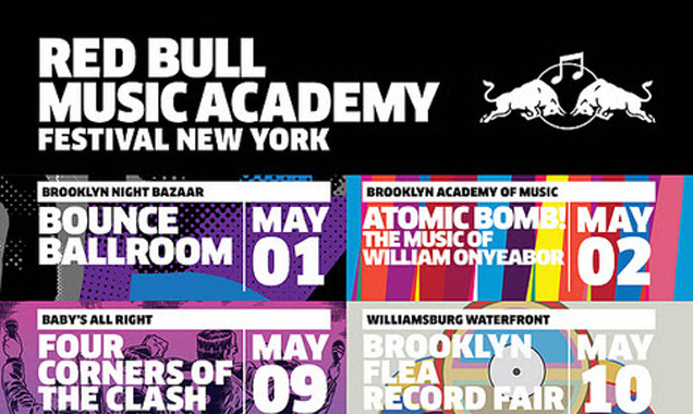 D'angelo, Panda Bear, David Byrne Olus Many More For Red Bull Music Academy Festival New York 2014