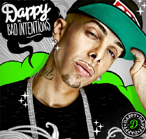 Dappy Announces His Debut Album 'Bad Intentions' Will Now Be Released On October 22nd 2012