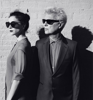 David Byrne & St. Vincent Announce Autumn 2013 European Tour