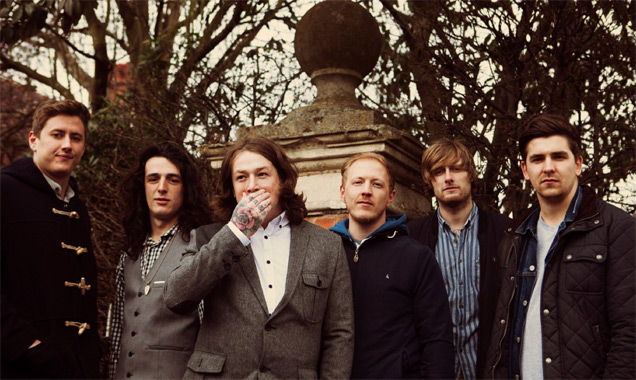 Deaf Havana Announce Spring 2014 UK Tour