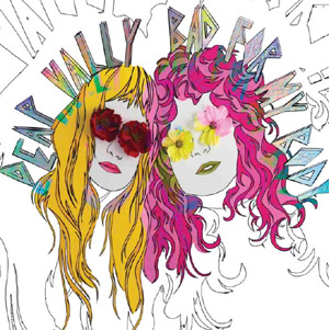 Deap Vally Release 'Bad For My Body' From New Full-length Album 'Sistrionix'  To Be Released On October 8th 2013