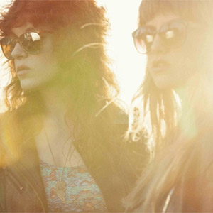 Deap Vally Supporting The Vaccines & Muse In UK & Europe