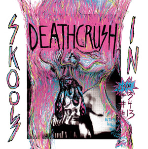 Deathcrush Announce New Ep 'Skool's In' Released 7th October 2013