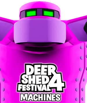 Deer Shed Festival 2013 Returns For Mechanical Mayhem!