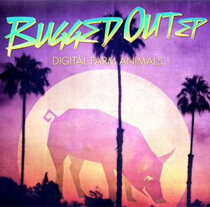 Digital Farm Animals Announce 'Bugged Out' Ep Released August 26th 2013