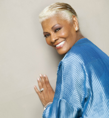 Dionne Warwick Destined For UK Charity Performance 16th May 2013