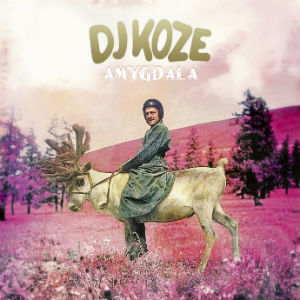 Dj Koze Releases New Lp 'Amygdala' On March 25th 2013