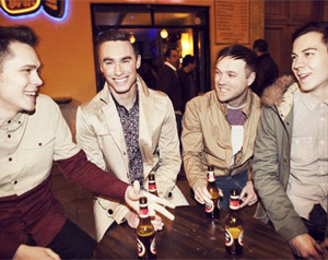 Don Broco Announce 2013 'The Priorities Tour'