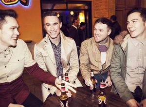 Don Broco Set To Re-release 'Hold On' On June 24th 2013