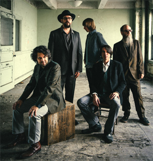 Drive-by Truckers Announce New Album 'English Oceans', Released 3rd March 2014
