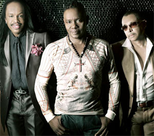Earth, Wind & Fire Announce Two UK Shows In October 2013