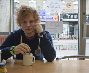 Ed Sheeran Announces October 2011 Headline UK Tour