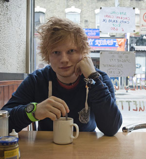 Ed Sheeran Has Announced A String Of Live Shows For Early 2012