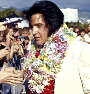 Elvis Presley Aloha From Hawaii Via Satellite. Celebrating 40 Years Of Landmark First Full Length Concert Satellite Broadcast