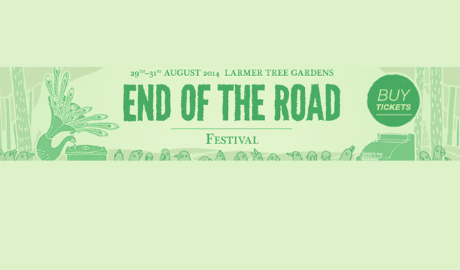 End Of The Road Festival 2014: Comedy Lineup Announced
