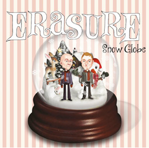 Erasure Announces New Album 'Snow Globe' Released  November 11th 2013