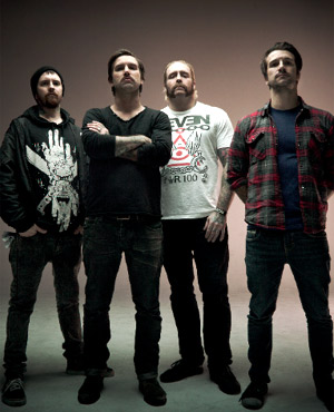 Every Time I Die To Release New Album 'Ex Lives' 6th March 2012