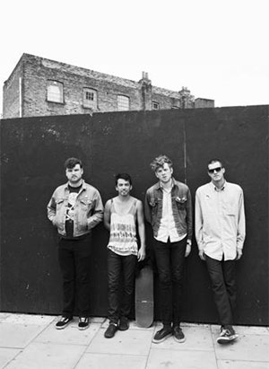 Fidlar Announces Fall Us 2013 Headlining Tour, The Orwells To Support