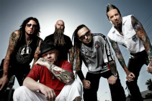 Five Finger Death Punch Release New Album 'The Wrong Side Of Heaven And The Righteous Side Of Hell - Volume 2' On November 19th 2013