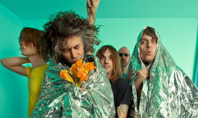 Flaming Lips Frontman Wayne Coyne Announces West Coast Spring 2014 'Record Store Tour'