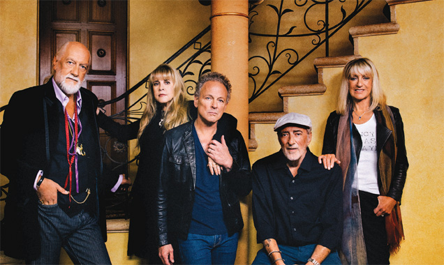 Fleetwood Mac To Headline Isle Of Wight Festival 2015