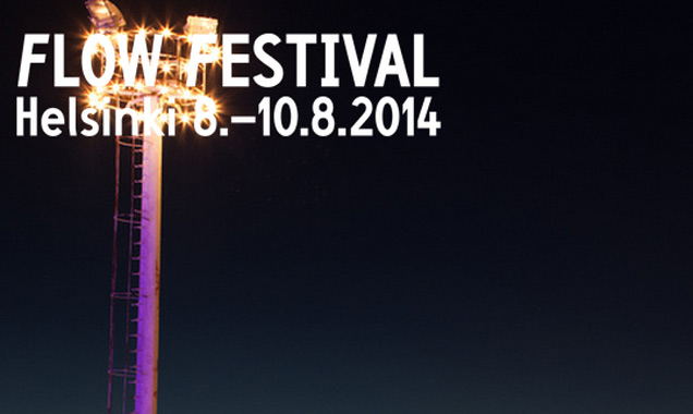 Flow Festival 2014 Announces Line-up Additions The Horrors, Real Estate Plus Many More...