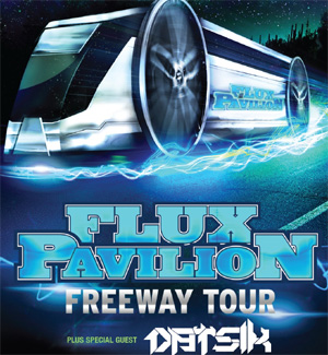 Flux Pavilion Announces Winter UK 2013 Tour
