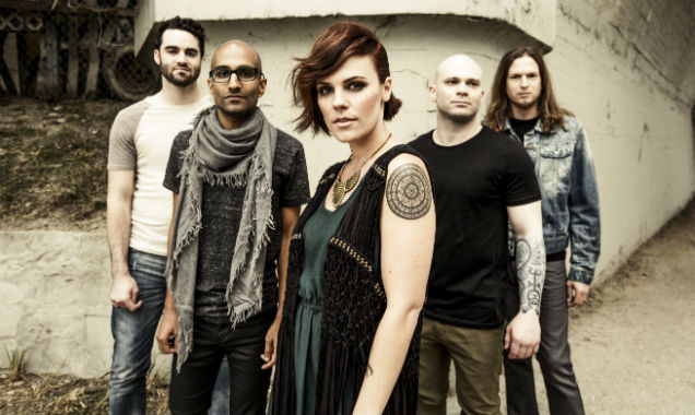Flyleaf To Begin Fall 2014 Us Tour As New Album 'Between The Stars' Debuts At Number 1